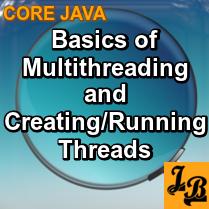 java how to run a matrix using multithread